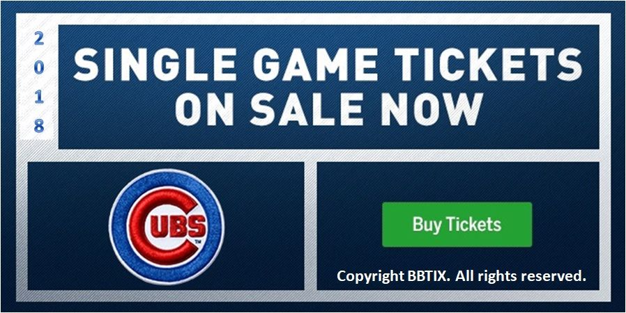 Want To Go In Mlb Games Of 2018 All Tickets Are Sold Out But We Have Few Cubs Tickets Available For Our Special Customers Cubs Tickets Mlb Tickets Buy Tickets