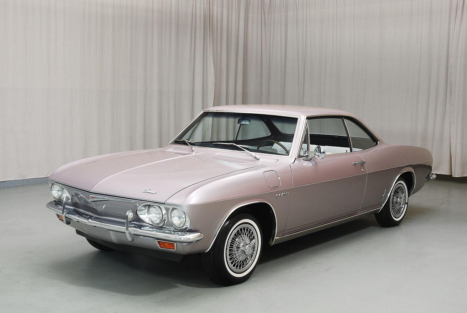 1965 Chevrolet Corvair Corsa Coupe - Hyman Ltd. Classic Cars ...