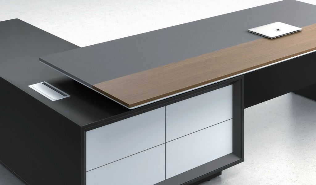 Image Result For Office Boss Table Design Reception Desk Office Office Desk Office Table