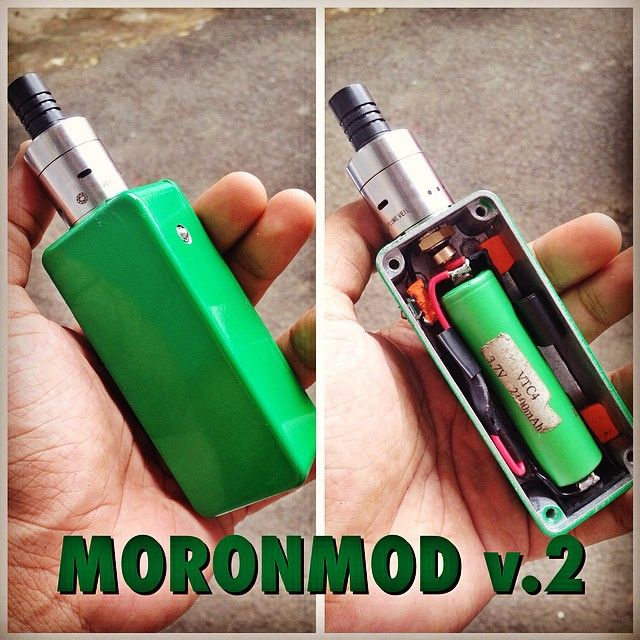 shareig made unregulated box mod single 18650 w mosfet 3034 tact switch varitube 510 spring. Black Bedroom Furniture Sets. Home Design Ideas