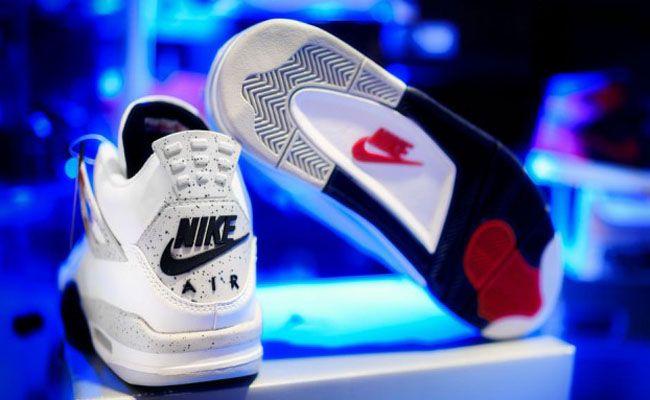 Nike Air Edition Jordan 4 Retro Releasing In 2016 Eu Kicks Sneaker Magazine Running Shoes For Men Women Sport Sneakers Air Jordans