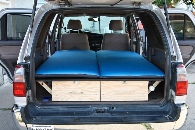 Rickashay's Sleeping Platform - Page 2 - Toyota 4Runner Forum - Largest 4Runner Forum
