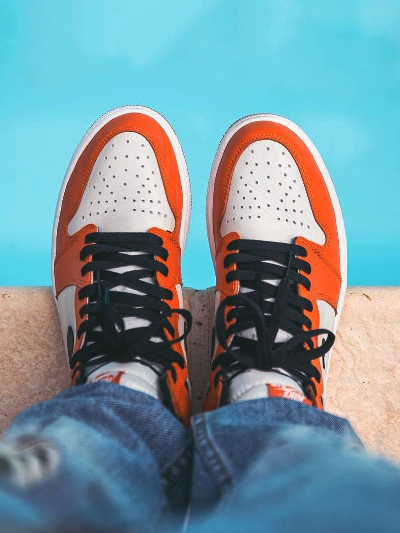 Nike Air Jordan 1 Shattered Backboard 2 0 2016 By Vieilleecole
