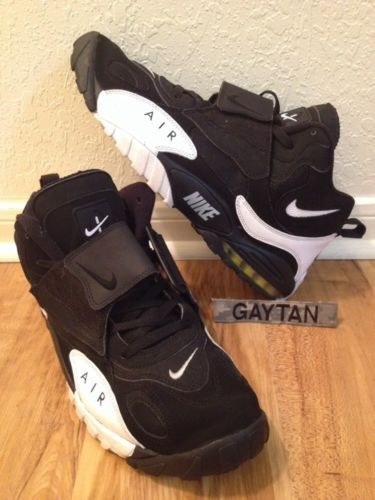 1cf73df3cb5ef0 Nike Air Max Speed Turf Size 14 Black Voltage Dan Marino X Training Barry  Sandrs