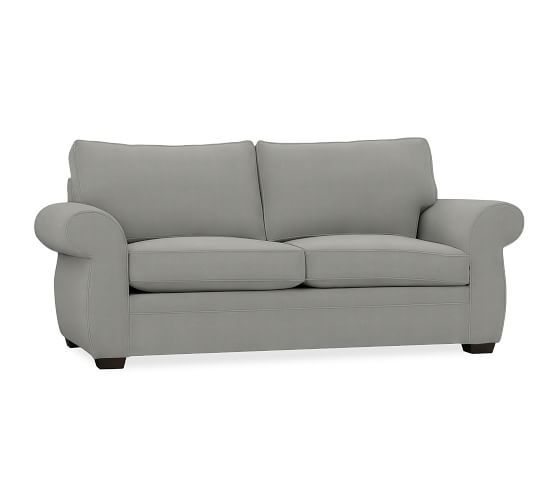 Pearce 160 Upholstered Sleeper Sofa With Memory Foam Mattress Sofas Barn And Room
