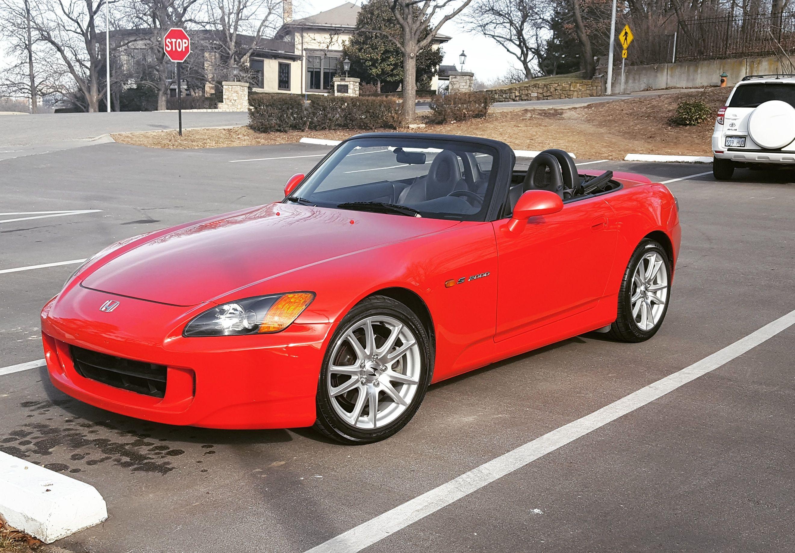 AP2 bumper=check AP2 wheels=check next? #s2000 #Honda #s2k #vtec #s2ki #AP2