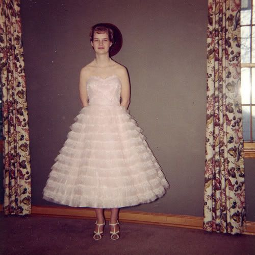 60s prom I had this dress and wore it to