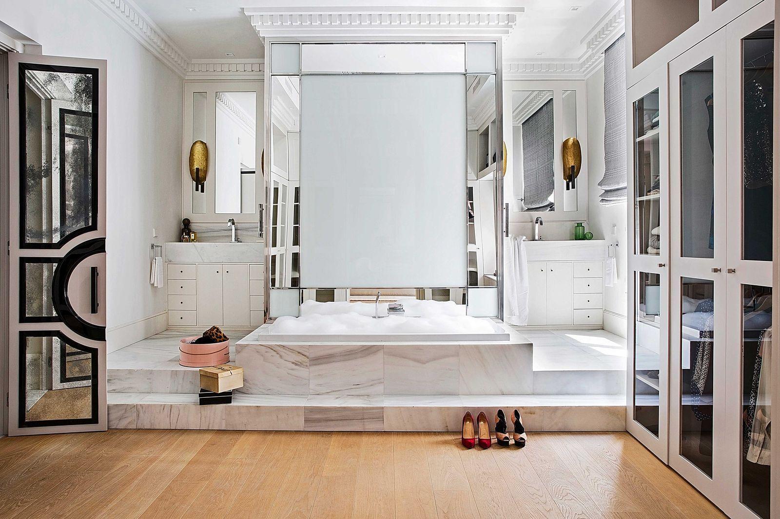 10 cuartos de baño de lujo de los que no querrás salir ...
