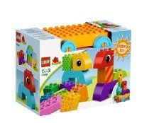 LEGO DUPLO 10554: Toddler Build and Pull Along