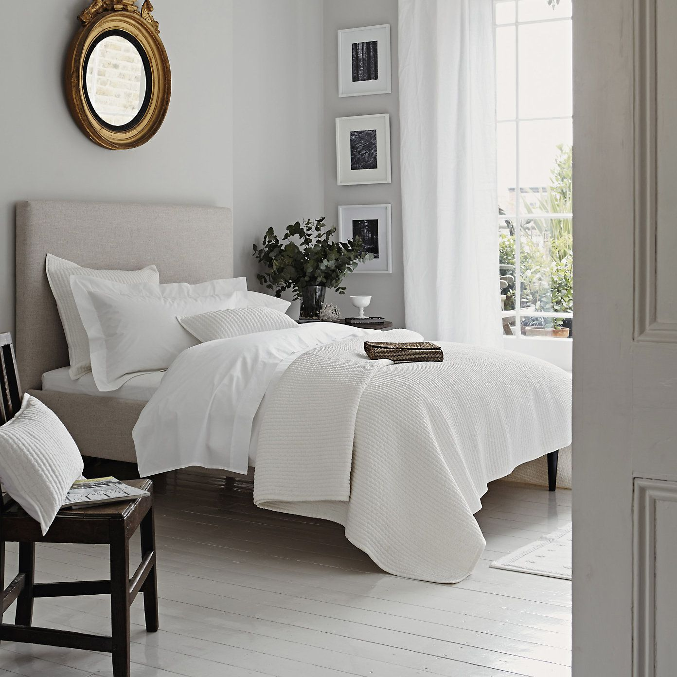 Dulwich Beds - Beds | The White Company