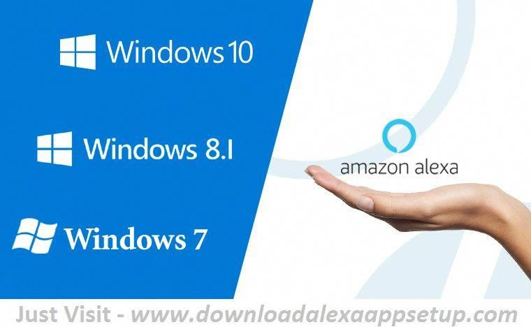 Download Alexa App for Windows thirst Download alexa