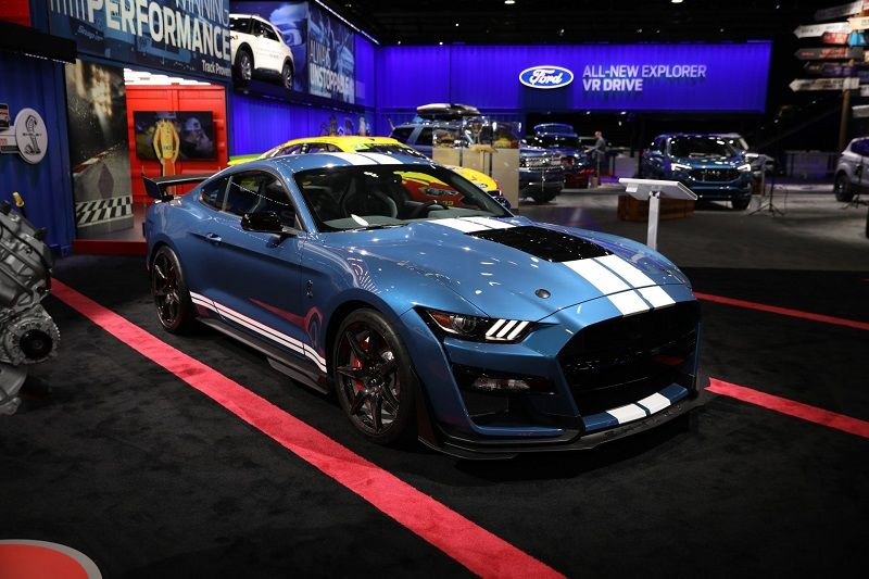 2020 Ford Mustang Shelby GT500: the quickest street-legal ...