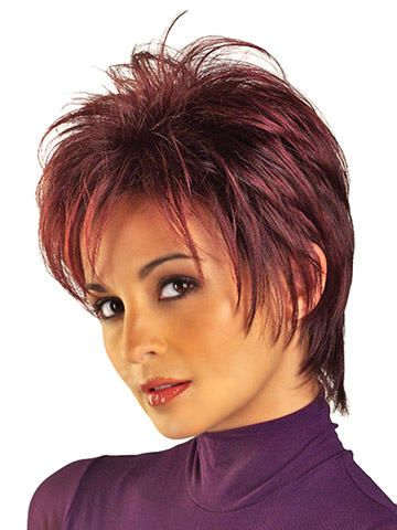 Razor Cut Hairstyles Mesmerizing Razor Layered Hairstyles For Women  Short Razor Cut Hairstyles