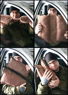 Faça o máximo viagem travesseiro.