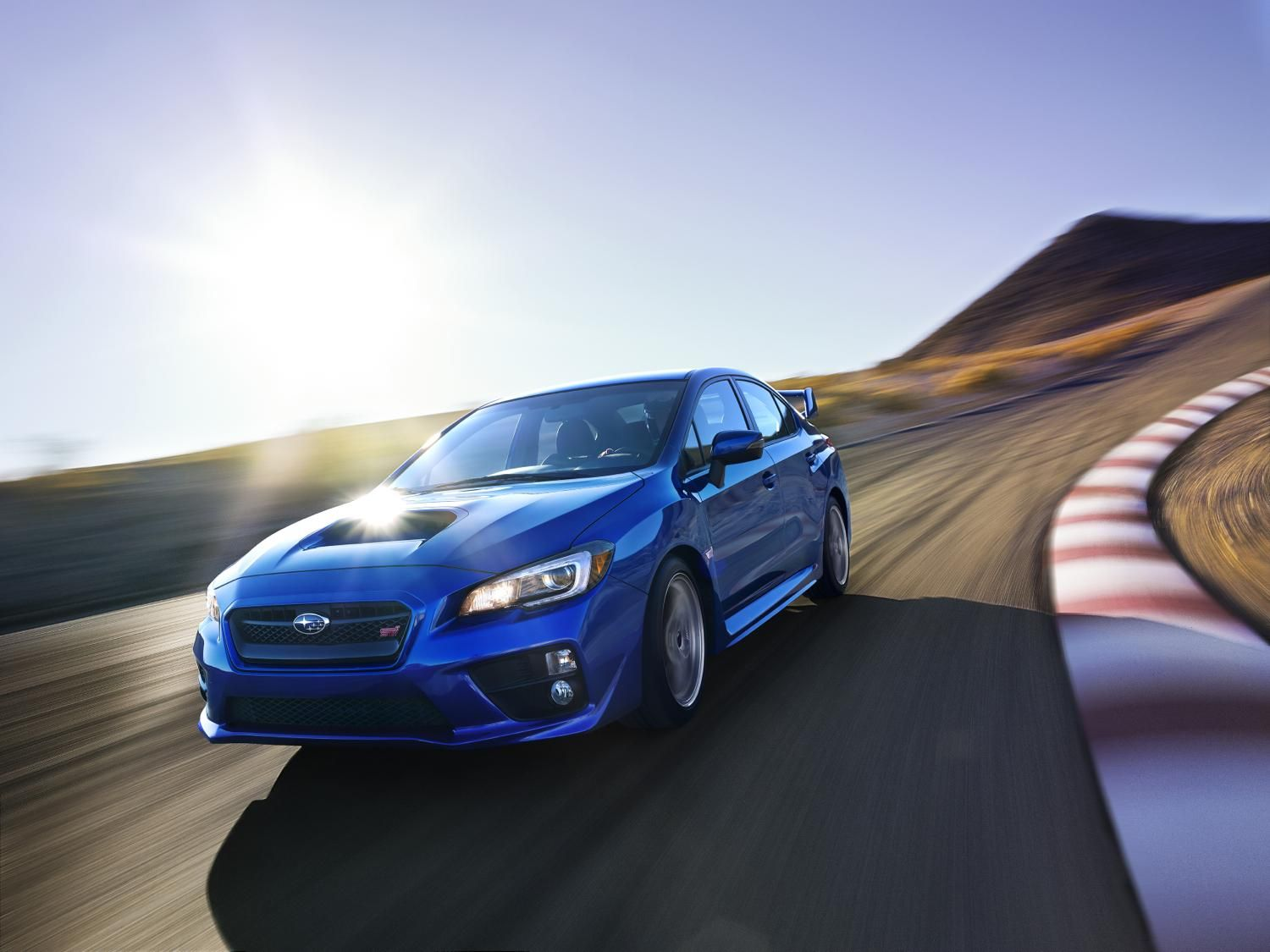 Subaru has unveiled the 2015 wrx sti launch edition the best equipped version of the high performance model ever and will be available exclusively as a