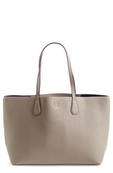b51628d4ca4 Tory Burch  Perry  Leather Tote