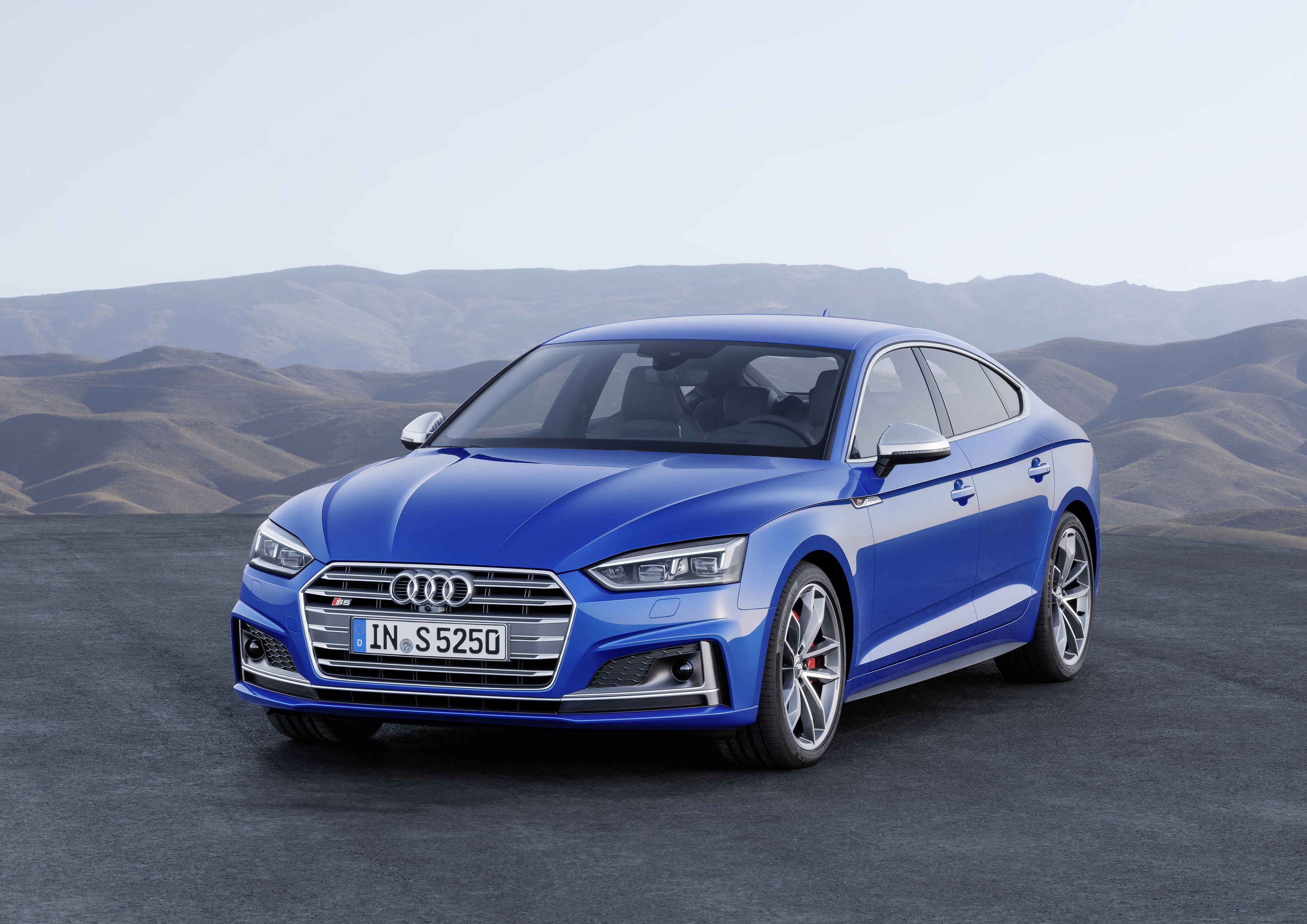 Audi S5 Sportback To Make American Debut This Spring Audi S5 Audi S5 Sportback Audi A5