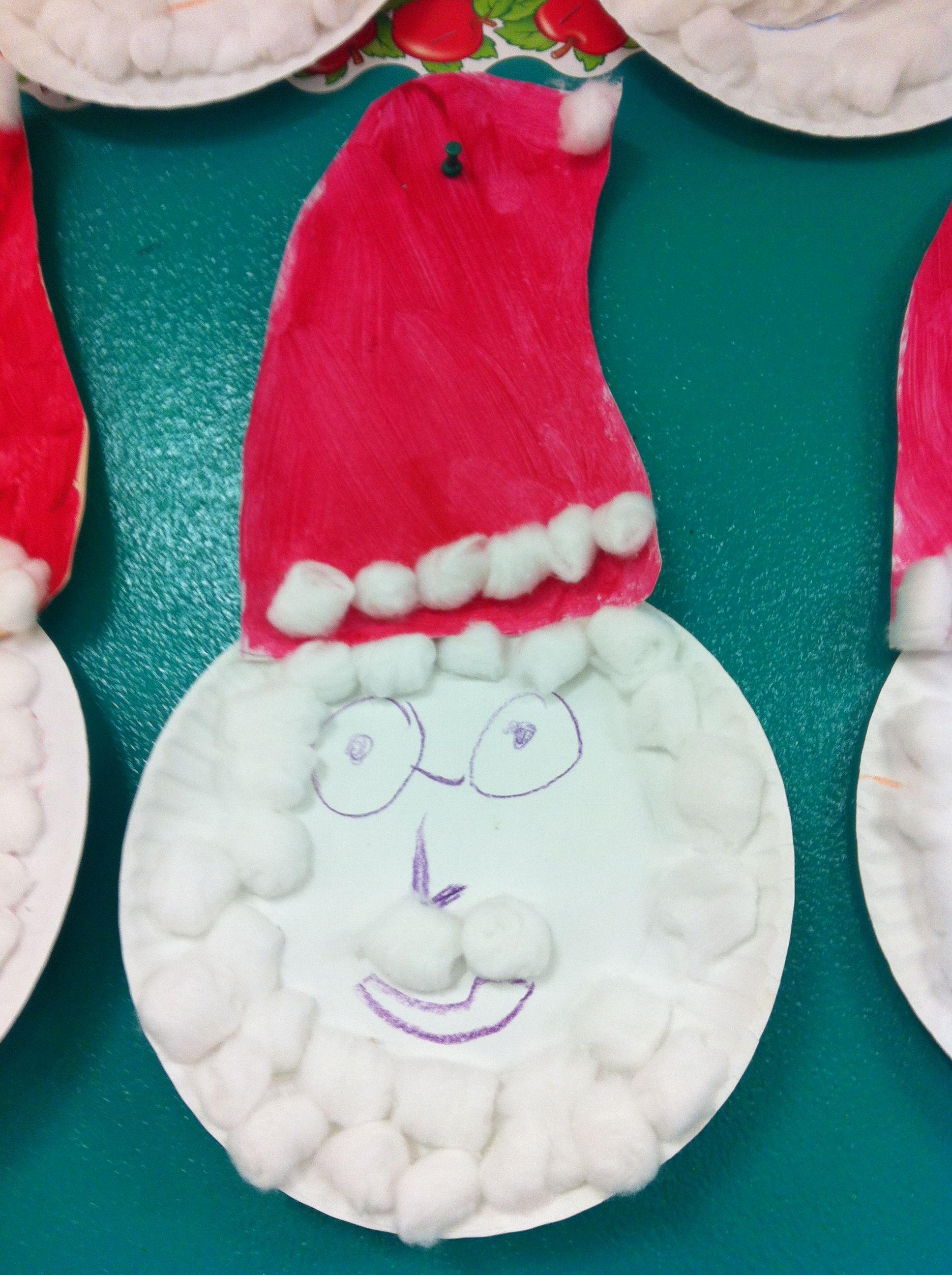 Junior Kindergarten Christmas Craft