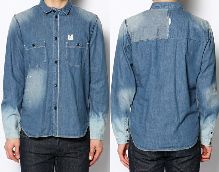 DENIM - Denim shirts Ar And J High Quality Buy Online Sale New Arrival Free Shipping Huge Surprise Cheap Best Wholesale S2gQB