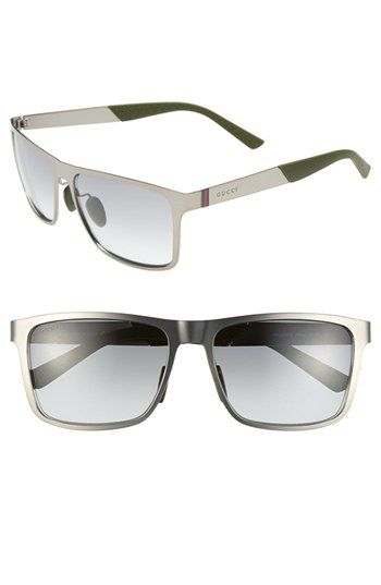 3062dfcac57 Men s Gucci 57mm Sunglasses