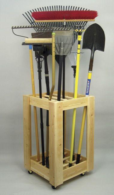 Garage Tool Caddy Garden Tool Storage Garage Tools Garage Tool Storage