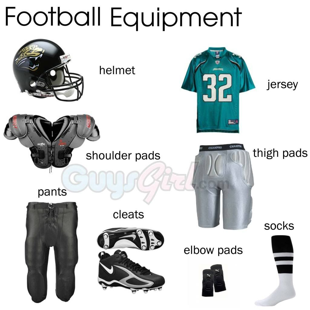 Football Gear Football Gear Football Equipment Football
