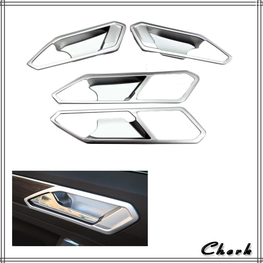 Mercedes Benz W210 Is The Second Generation Of Executive: ABS Matte Inner Door Handle Bowl Cover Trim For Volkswagen