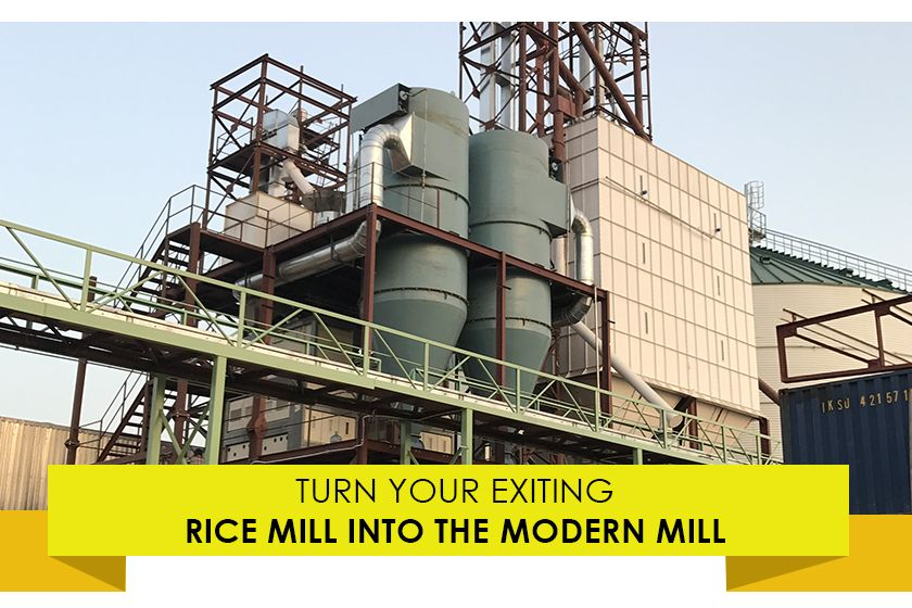 Are you planning to turn you're exiting #RiceMill into the #ModernMill?  Here we are with the perfect #solution for you.  Leading #TechnicalConsultants - Nextech Solutions will help you in establishing your own rice mill and provide optimal solutions and services to fulfill the client's needs for modernizing #RiceMills.  Click to know more👇 ☎️ +91 11 4509 6171 📧 singh.sp@nextecsolutions.com  #RiceMillConsultant #Engineers #India #NextechSolutions #RiceMilling