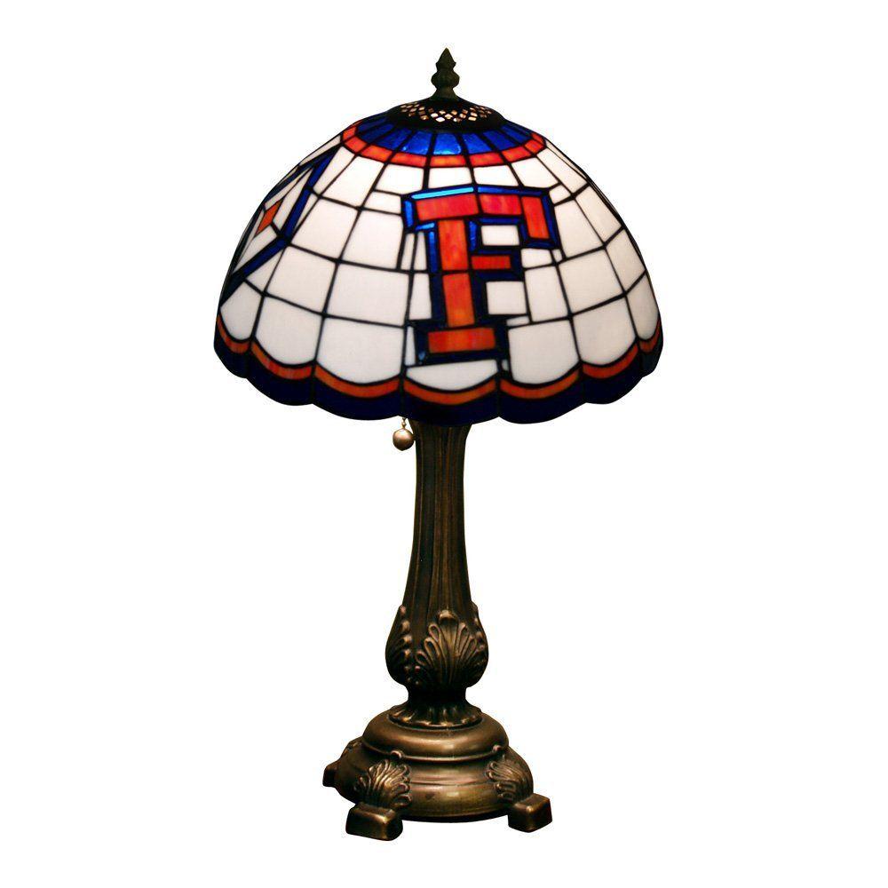 Ncaa florida gators tiffany table lamp sports