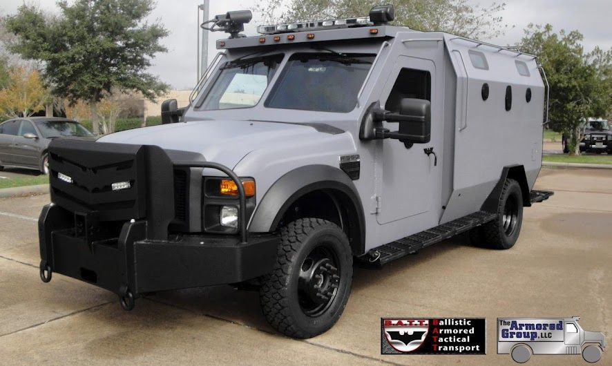 When it comes to safety and durability Armored cars has what you