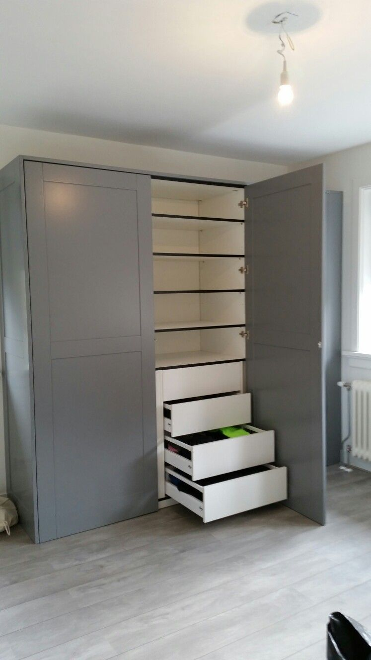 interieur kledingkast
