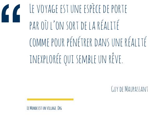 Guy De Maupassant Citation Forumhulp