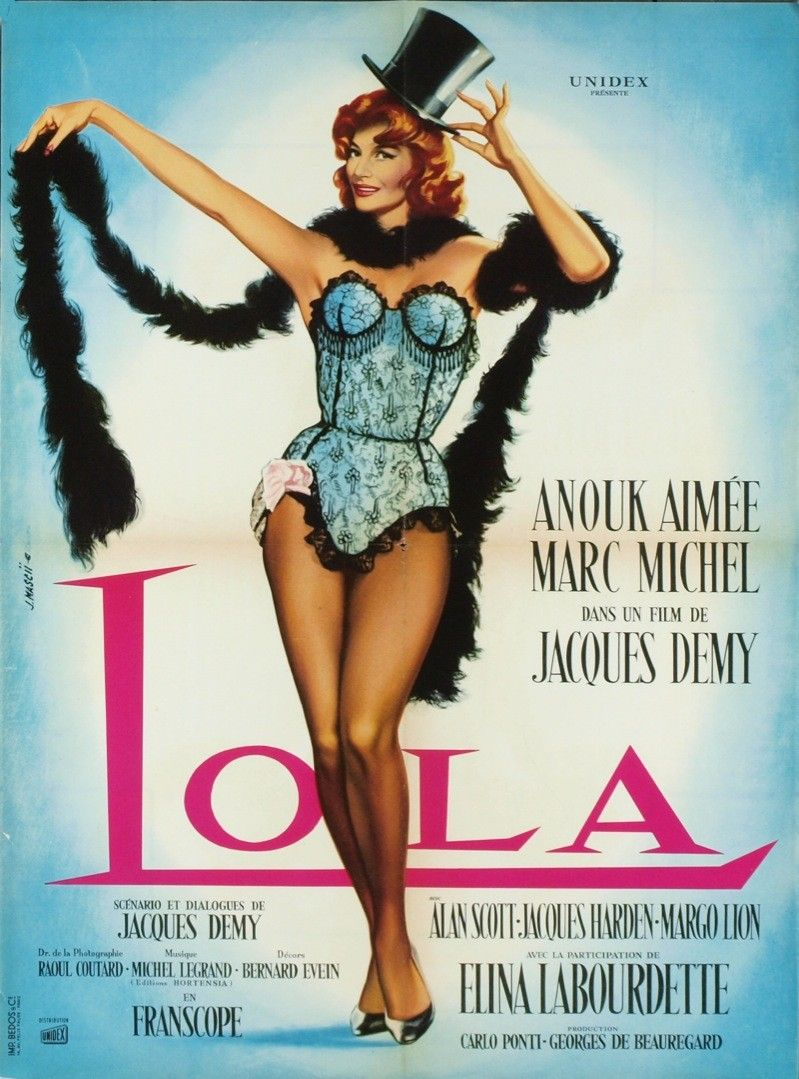 Lola by Jacques Demy (1961).