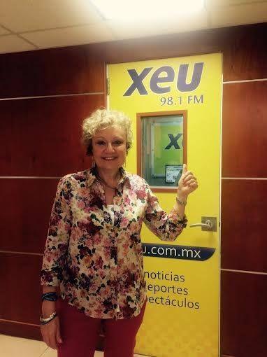 Hoy En Radio Xeu 98 1 Fm Y Fusión 90 Veracruz México