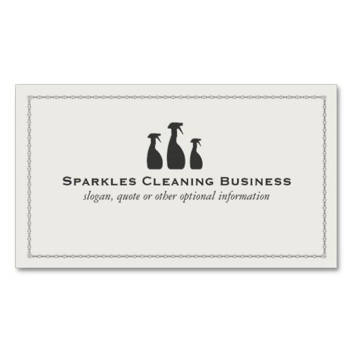 House cleaning business business card cleaning business business elegant cleaning business business cards reheart Choice Image