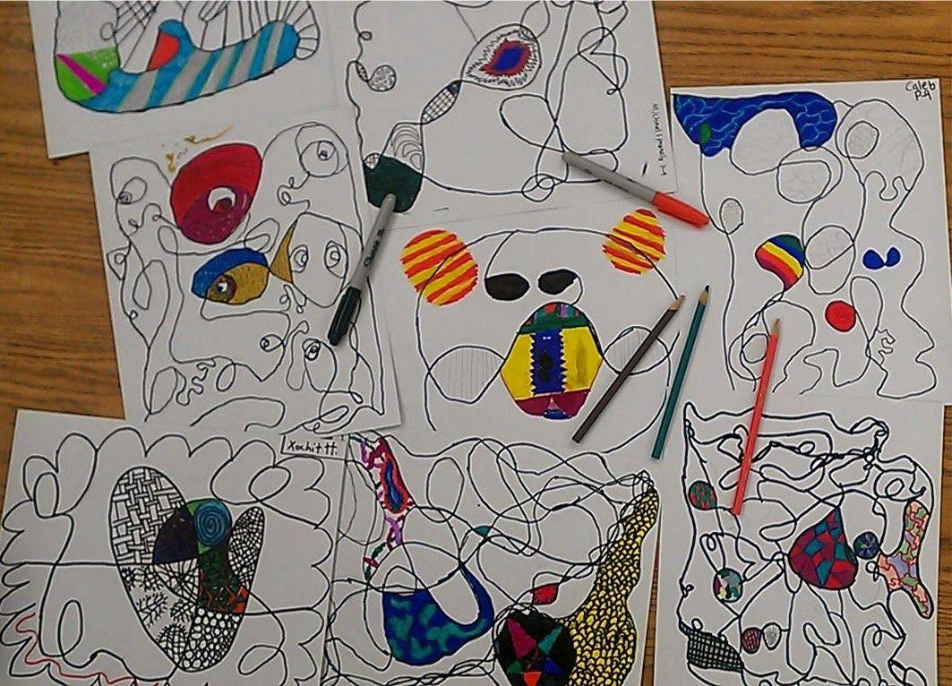 The David Lubin Art Studio: 6th grade