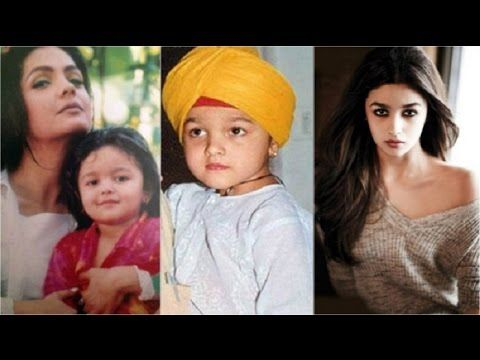 Childhood Pictures Of Bollywood Stars Cute Photos Of Actors And Actresses