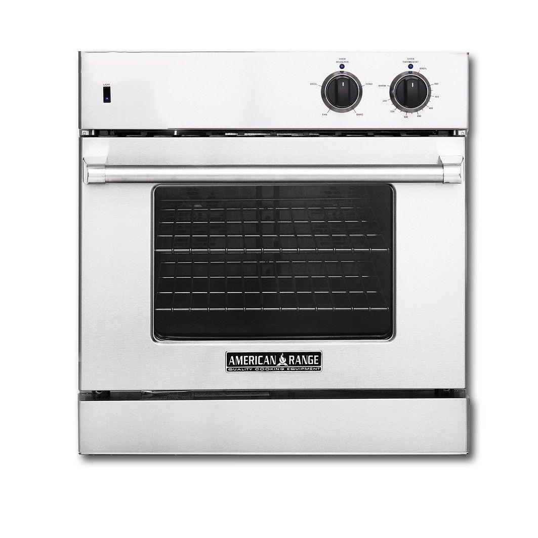 American Range Legacy 30 Inch Single Chef Door Gas Wall Oven