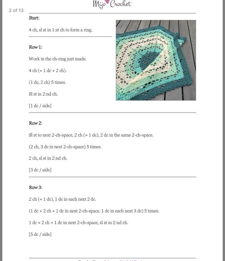 Pin by Lara Peach on Crochet project Crochet projects