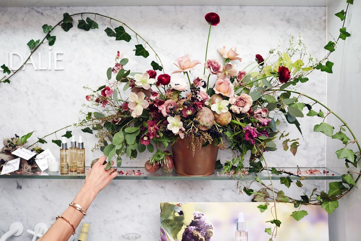 Eyeswoon_Athena_Calderone_Caudalie_Mathilde_Thomas_Wine_Premier_cru_Elixir_Bordeaux_Poppies_Putnam_flowers-21