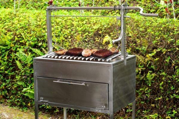 asadores a carbon