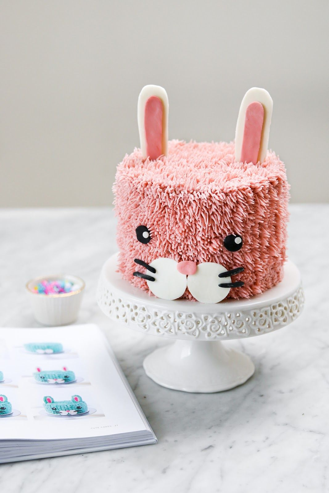 Coco Cake Land S Bunny Cake New Book Constellation Inspiration Recipe Cake Land Cake Bunny Cake