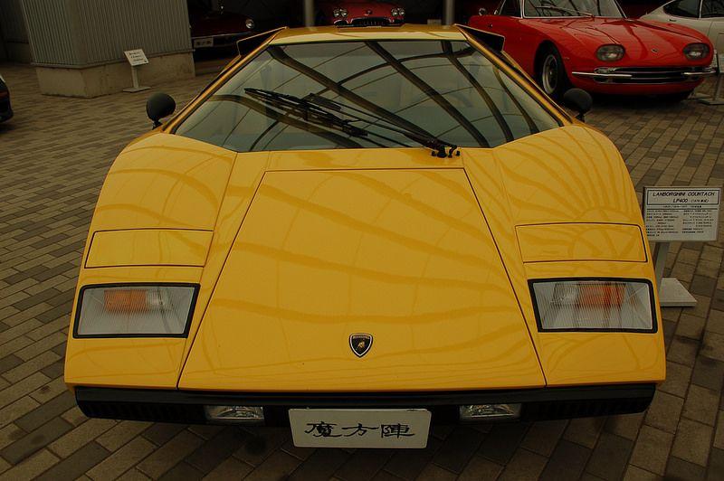 Lamborghini Countach LP400 | Flickr - Photo Sharing!