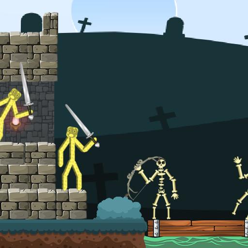 BattleStick The Stickman Multiplayer Fighting Game