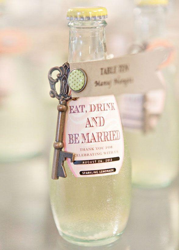 8 Fun Refreshing Summer Wedding Favor Ideas Summer wedding ideas