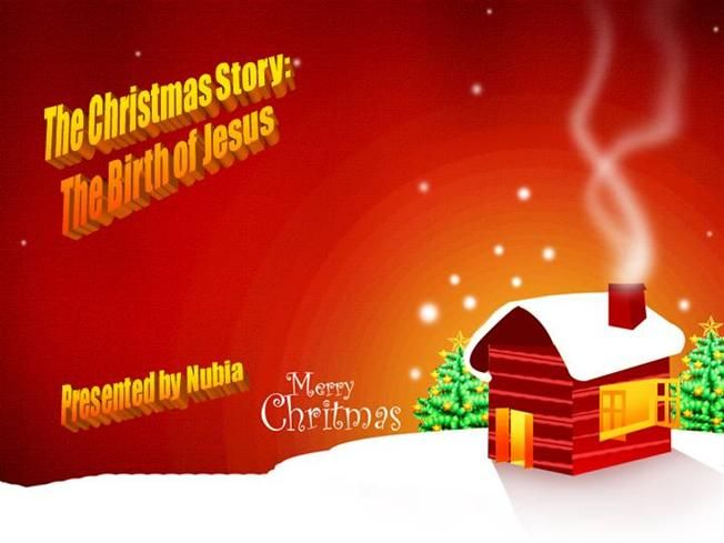 The Story of Christmas by Nubiagroup via authorSTREAM stuff for
