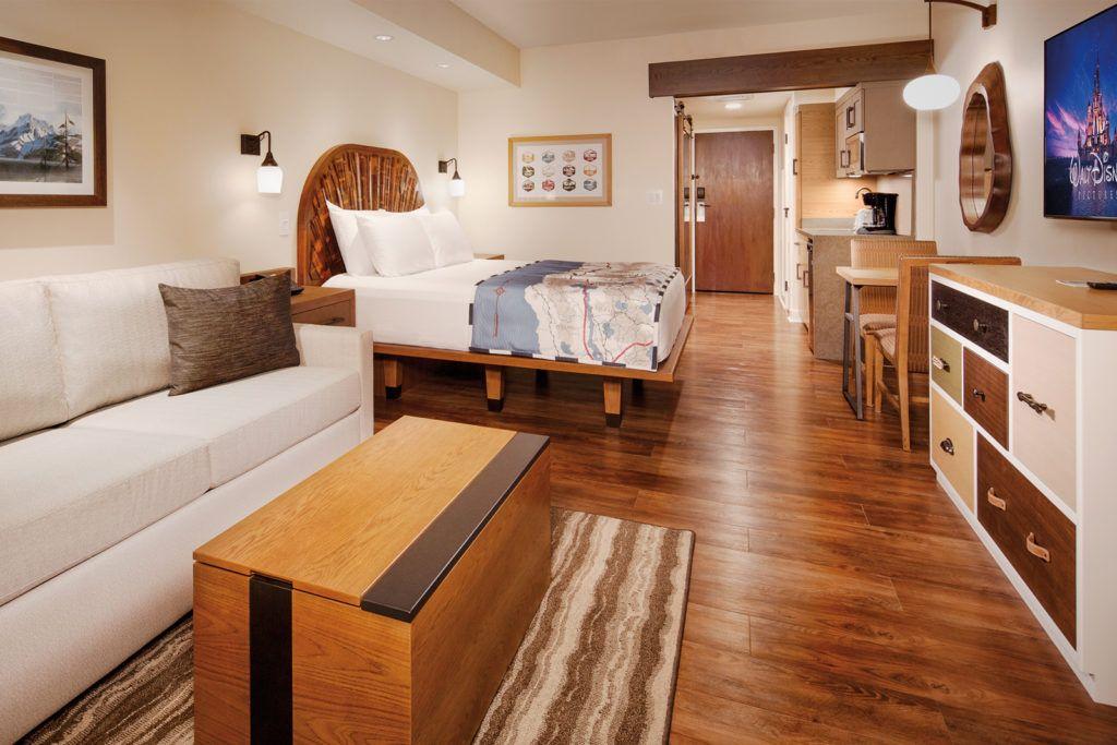 Disney's Copper Creek Villas at Wilderness Lodge Disney