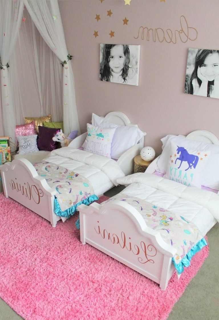 25 Cute Unicorn Bedroom Ideas For Kid Rooms Bedroomdecor Bedroomdesign Bedroomdecoratingideas Shared Girls Room Girls Room Design Girl Room