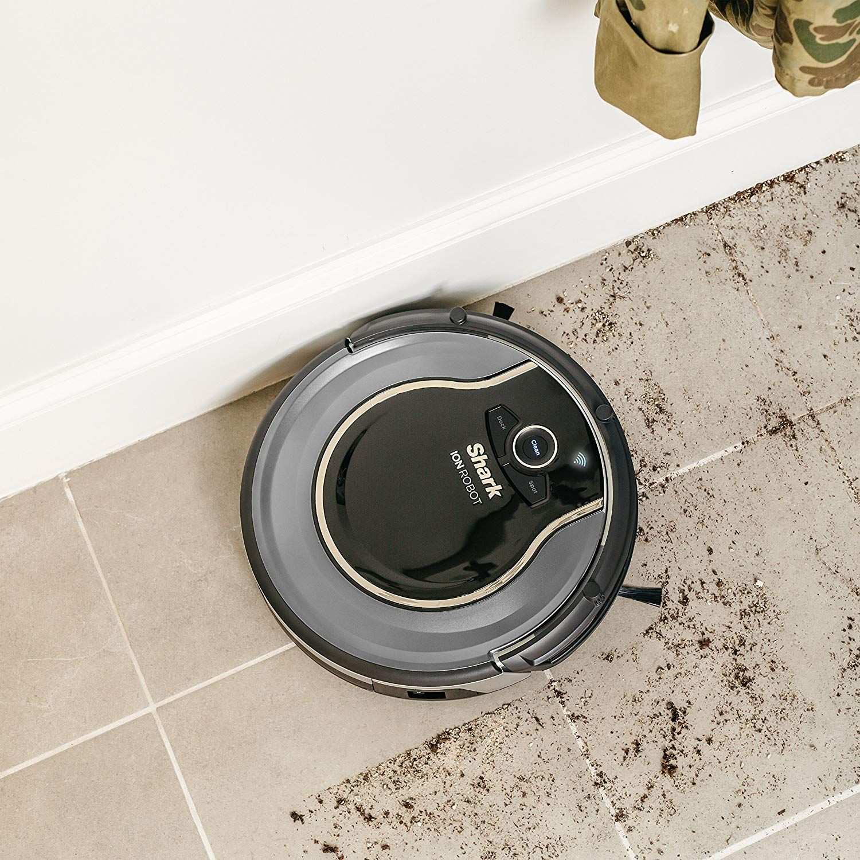 Hard Floor And Carpet Robot Cleaner