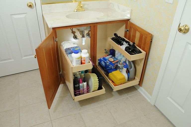 26 Best Images About Bathroom Pull Out Shelves On Pinterest Shelves Magnifying Mirror And London